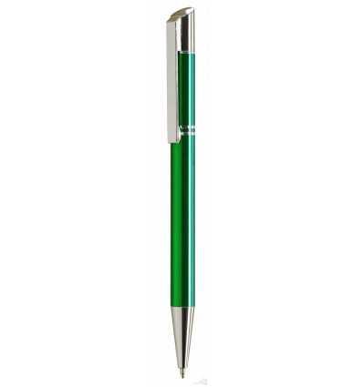 Bolígrafo Tess Personalizado Verde con Logo