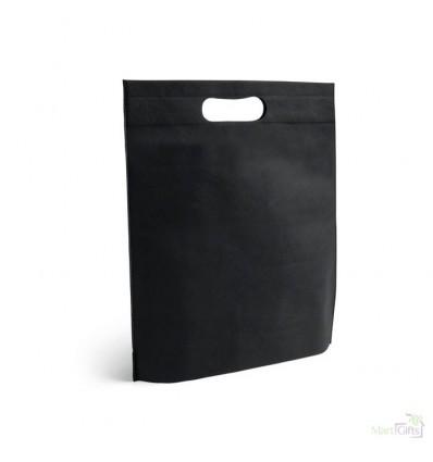 Bolsa Compra Non-Woven para Merchandising Color Negro