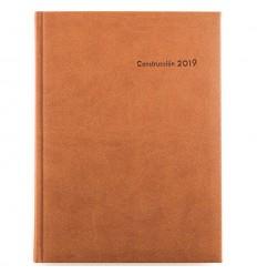 Agenda Personalizada Construcción 2019 - Imagen de portada