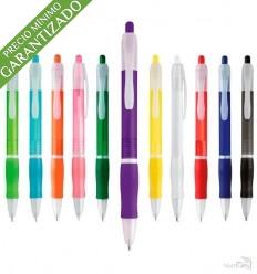 Bolígrafo Publicitario Barato de Plástico para Merchandising