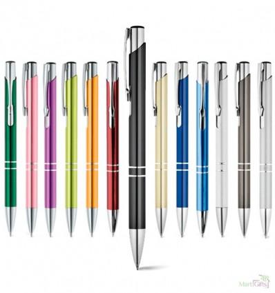 Bolígrafo de Aluminio Personalizado Promocional