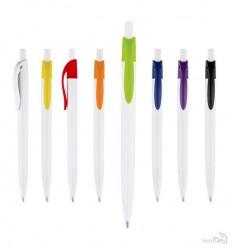 Bolígrafo Publicidad con Clip de Color Personalizado