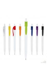 Bolígrafo Publicidad con Clip de Color