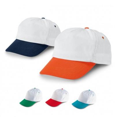 Gorra ajustable con Velcro Promocional con Logo