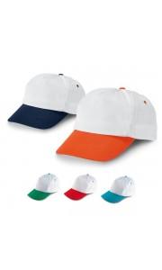 Gorra ajustable con Velcro