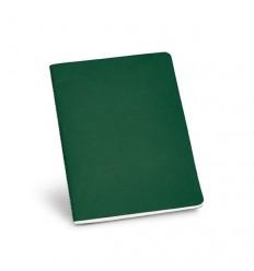 Bloc de Notas Reciclado color Verde