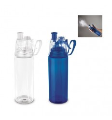 Botella de Agua con Vaporizador para Publicidad