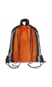 Bolsa Saco con Bandas Reflectantes