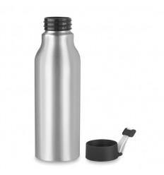 Botella de Aluminio con Correa de Silicona Promocional