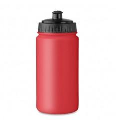 Botellín Deportivo Personalizado de Plástico con Color Opaco
