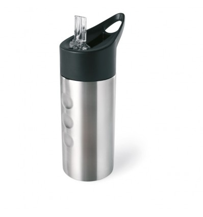 Botella de Acero Inoxidable - Color Plata