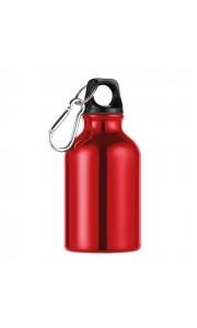 Botella de Deporte 300 ml con Mosquetón