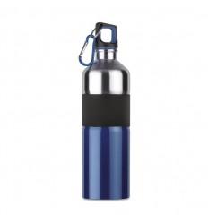 Botella de Acero Color Azul