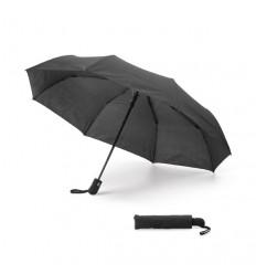 Paraguas Plegable Personalizado con Mango Acabado en Goma