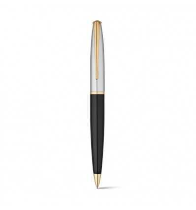 Bolígrafo Metálico con Estuche Acolchado para Empresas Color Dorado