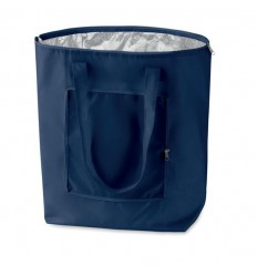 Bolsa de la Compra Térmica con Forro de Aluminio color Azul