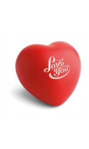 Corazón Antiestrés en PU