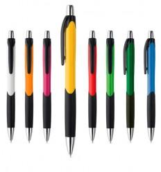 Bolígrafo Promocional con Puntera de Goma Merchandising