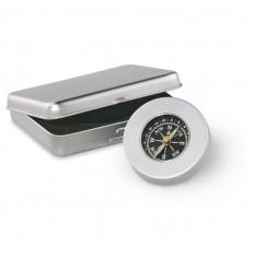 Brújula de Aluminio - Color Gris