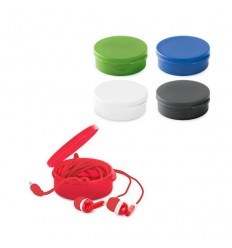 Auriculares Personalizados con Cable en Caja