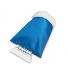 Rascador para Hielo de Plástico con Manopla Promocional Color Azul