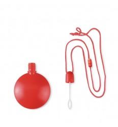 Soplador Personalizado de Burbujas Redondo con Cuerda