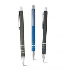 Bolígrafo de Aluminio con Tinta Azul Merchandising