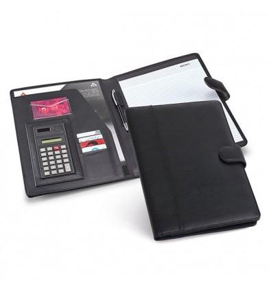 Carpeta de Polipiel con Calculadora para Regalo de Empresa