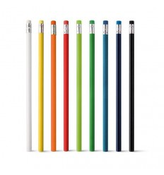 12 Lápices con Madera de Color para Regalo de Empresa