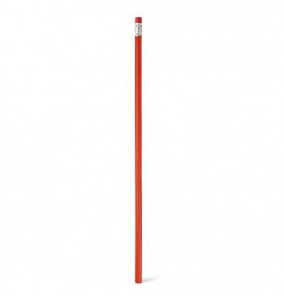 Lápiz Flexible de Plástico para Publicidad Promocional Color Rojo