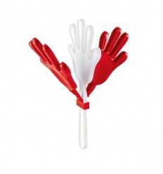 Clip Clap para Aplausos de Plástico Publicidad