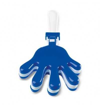 Clip Clap para Aplausos de Plástico Color Azul