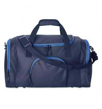 Bolsa de Deporte o Viaje para Merchandising Color Azul