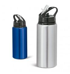 Botella de Aluminio para Deporte 670ml con Logo