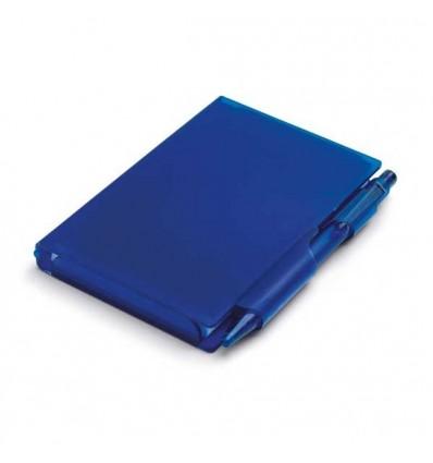 Porta Notas de Colores Merchandising Color Azul