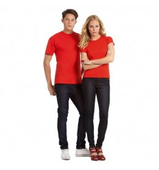 Camiseta de Color Económica Personalizada para Merchandising