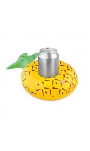 Portalatas inflable con forma de Piña