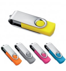 Memoria USB Giratoria Publicitaria