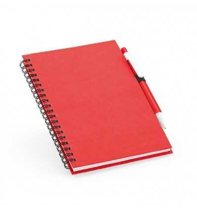 Bloc de Notas Primary Promocional Color Rojo
