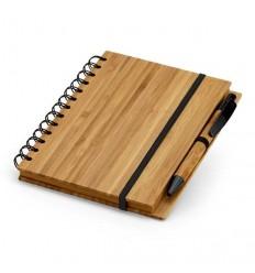 Bloc de Notas de Bambú para Regalo de Empresa Color Natural