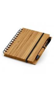 Bloc de Notas de Bambú