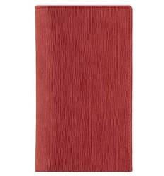 Agenda promocionbal de bolsillo 2020 Atlanta Publicitaria Color Rojo