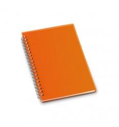 Bloc de Notas Holy para Merchadising Color Naranja