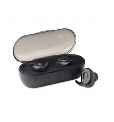 Juego de auriculares estéreo TWS con bluetooth publicitario