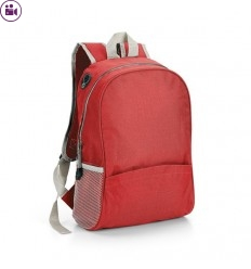 Mochila Promocional Clásica personalizada Color Rojo