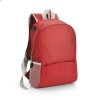 Mochila Promocional Clásica para Logo de Empresa Color Rojo