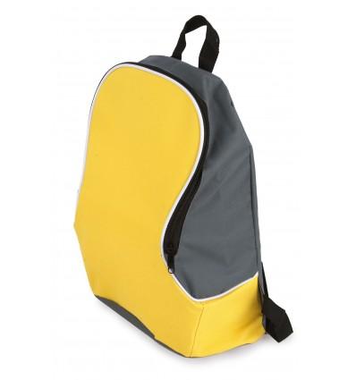 Mochila Promocional Jeremy para Merchandising Color Amarillo