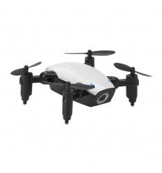 Dron plegable inalámbrico publicitario Color Blanco