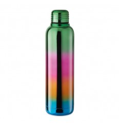 Termo inox con acabado brillante 500ml merchandising Color Multicolor