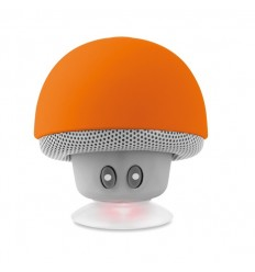 Altavoz bluetooth Mushi publicitario Color Naranja